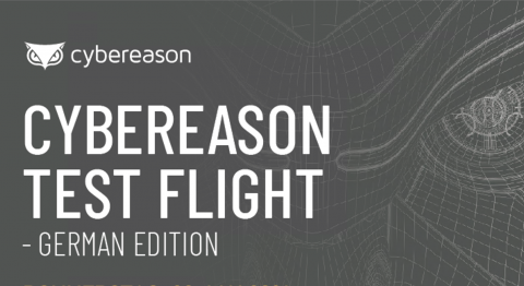 Cybereason Test Flight